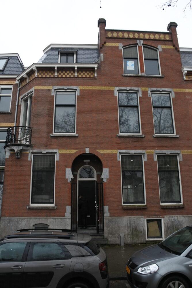 's-Gravendijkwal 43, 43A, 43B te Rotterdam