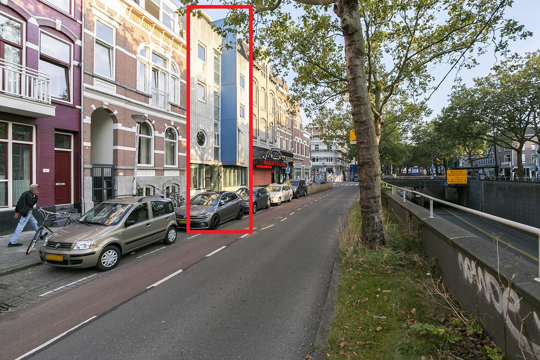 's-Gravendijkwal 122 te Rotterdam